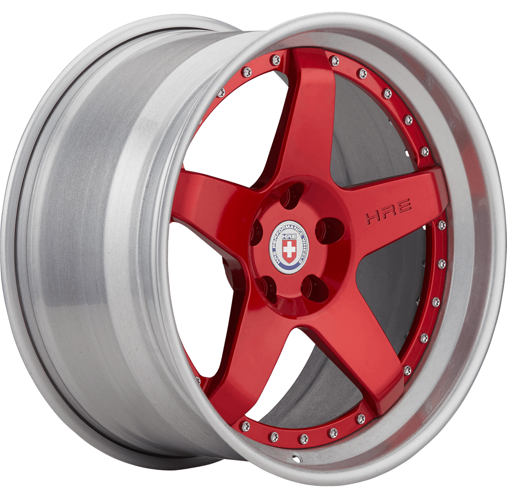 HRE C105 - Series C1 Starting at $1,400 USD per wheel