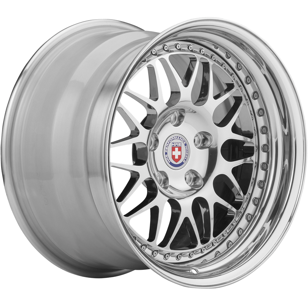 HRE 540 - 540 Series Starting at $1,200 USD per wheel