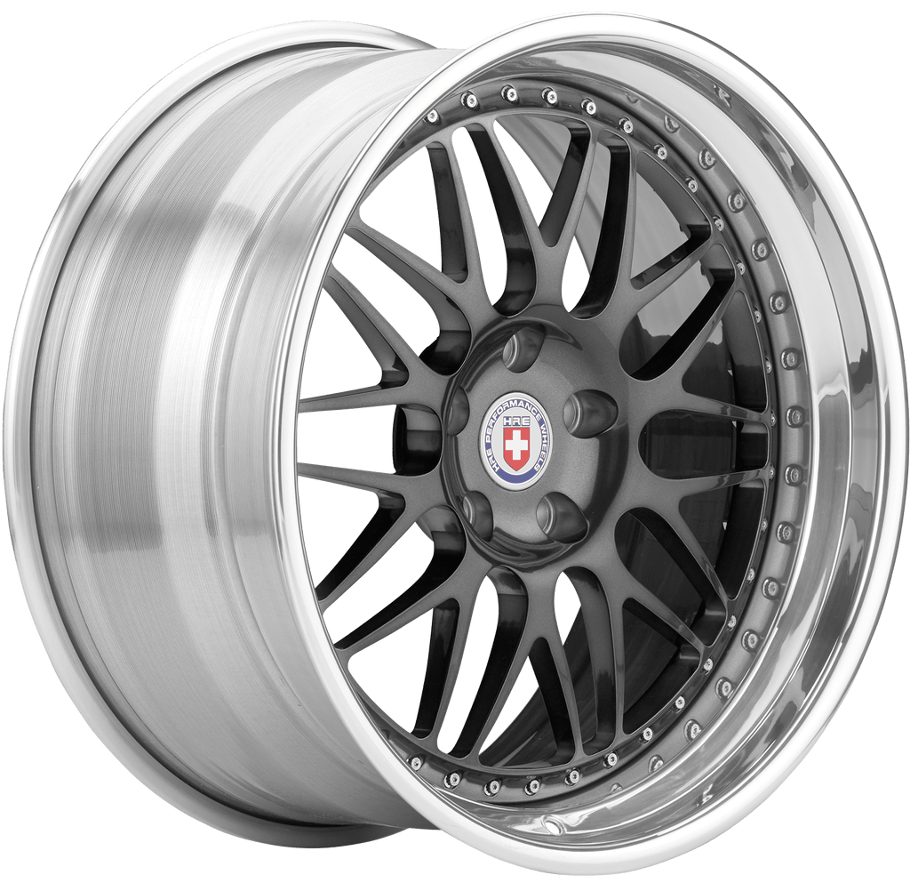 HRE 540C - 540 Series Starting at $1,200 USD per wheel