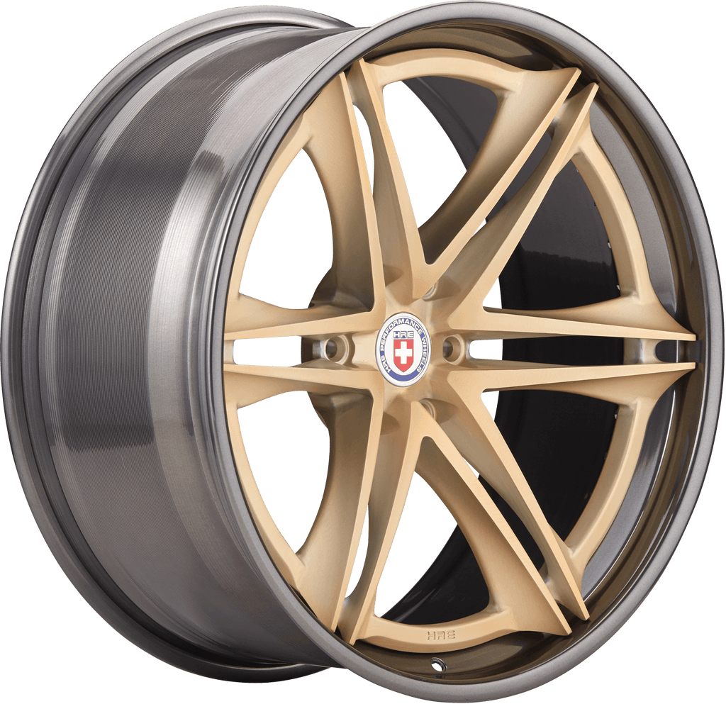 HRE S267H - Series S2H Starting at $2,700 USD per wheel