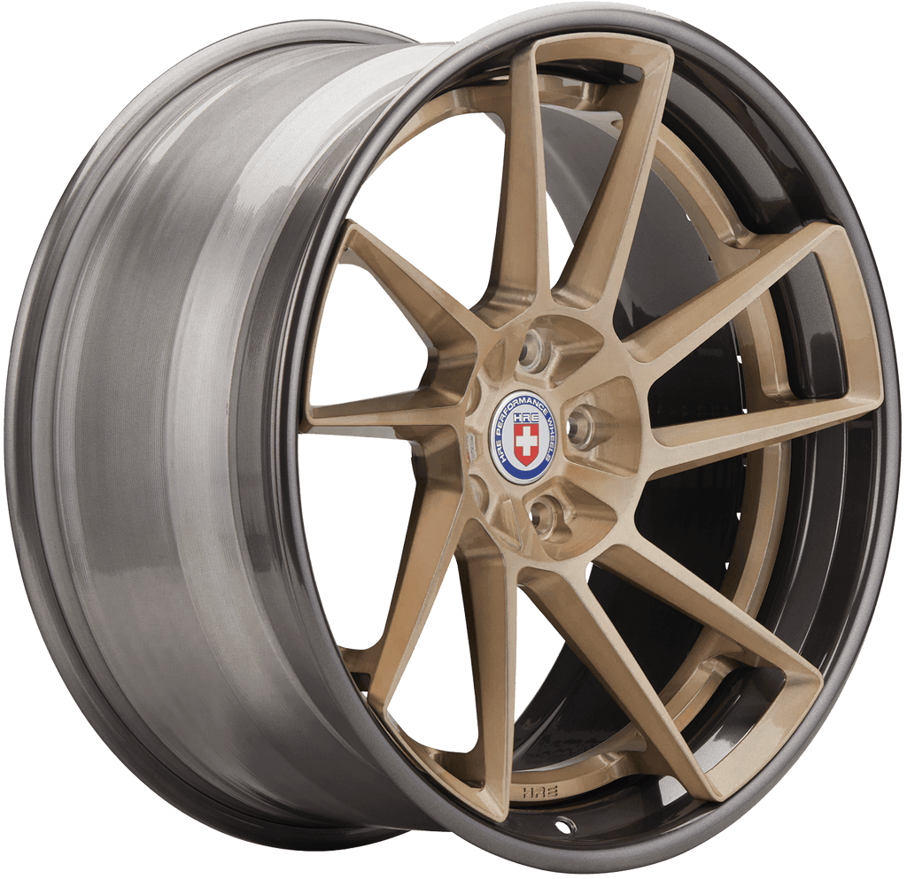 HRE RS304 - Series RS3 Starting at $1,900 USD per wheel