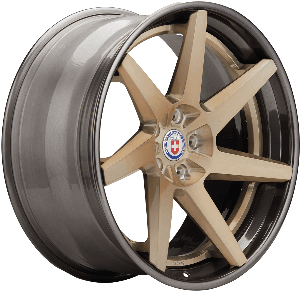 HRE RS308 - Series RS3 Starting at $1,900 USD per wheel