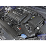 aFe POWER Momentum GT Cold Air Intake System w/Pro DRY S Filter Media Audi A3/S3 15-19 I4-1.8L (t)/2.0L (t)