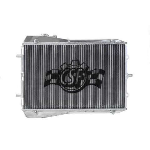 CSF Porsche 911 Turbo/GT2 (996 & 997) All-Aluminum High Performance Right Side Radiator