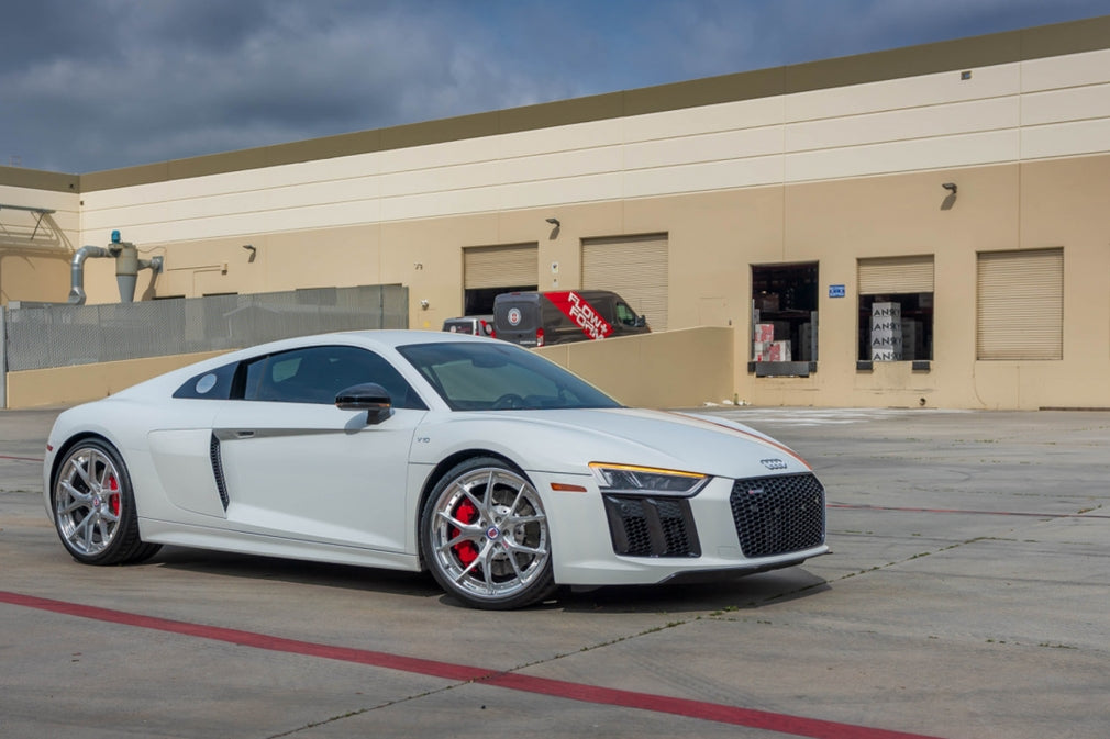 HRE S101 - Series S1 Starting at $2,200 USD per wheel