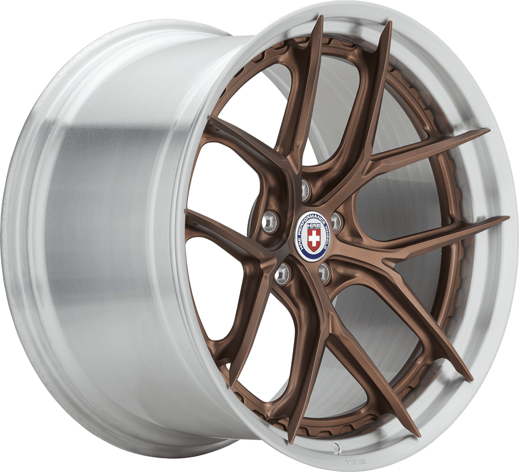 HRE S101SC - Series S1SC Starting at $2,600 USD per wheel