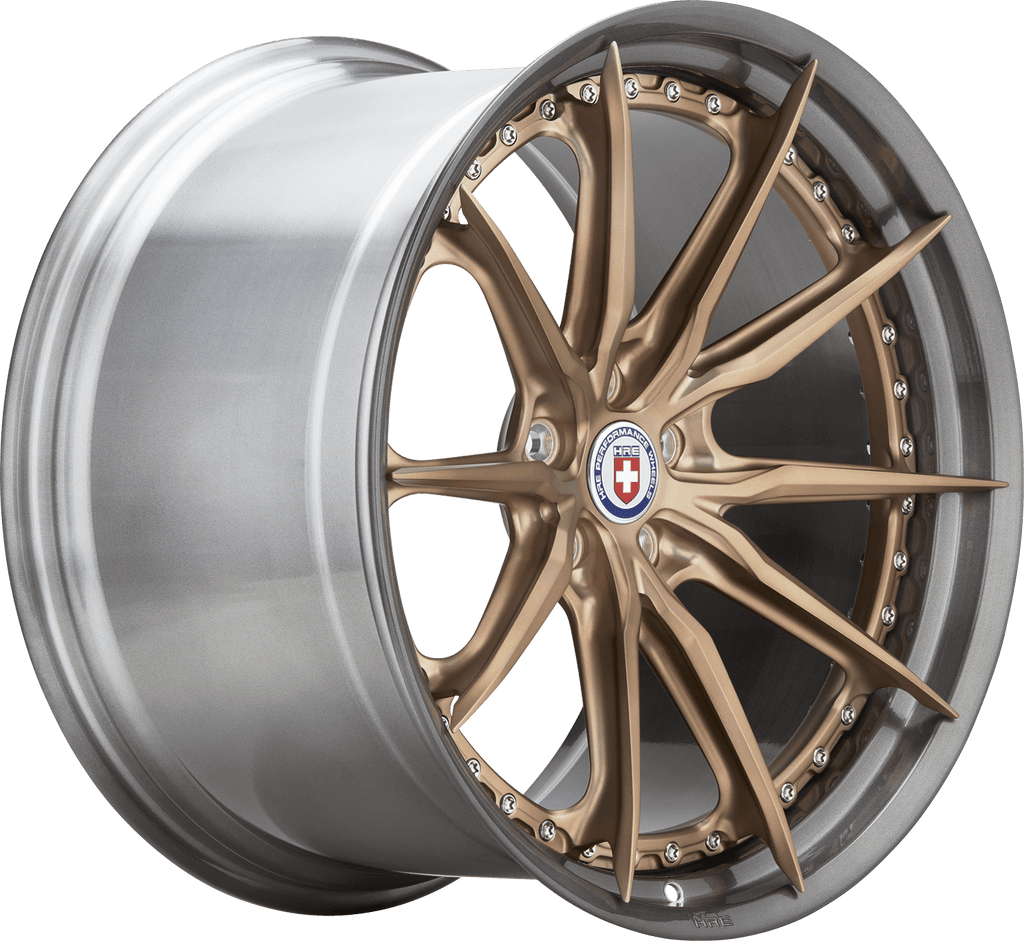 HRE S104SC - Series S1SC Starting at $2,600 USD per wheel