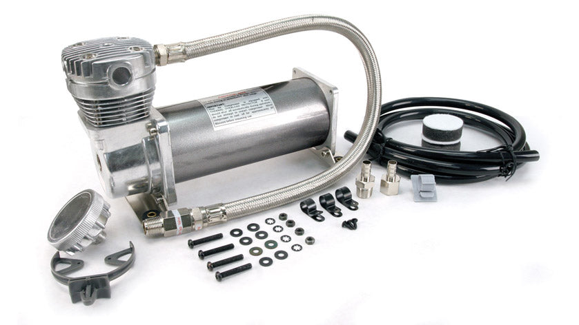 Air Lift Viair 480C Chrome Air Compressor - 200 PSI