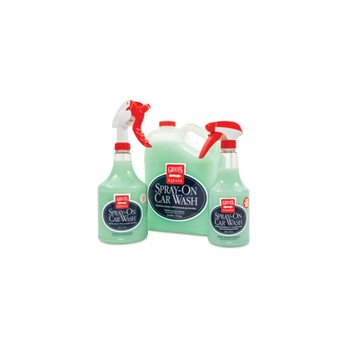 Griots Garage Spray-On Car Wash - 1 Gallon