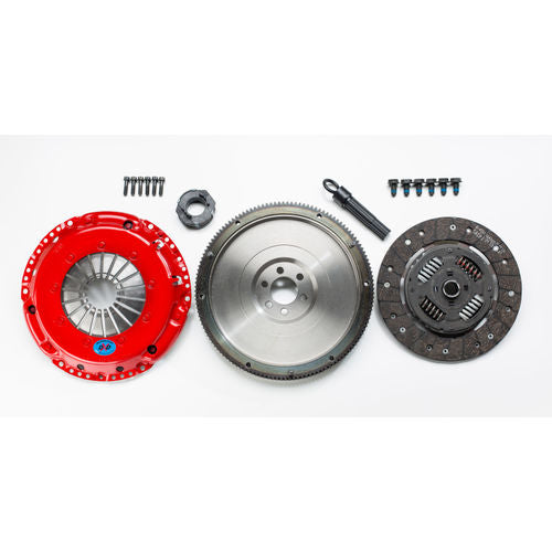 South Bend / DXD Racing Clutch 00-06 Volkswagen Golf IV GTI 5Sp 1.8T Stg 2 Daily Clutch Kit (w/ FW)