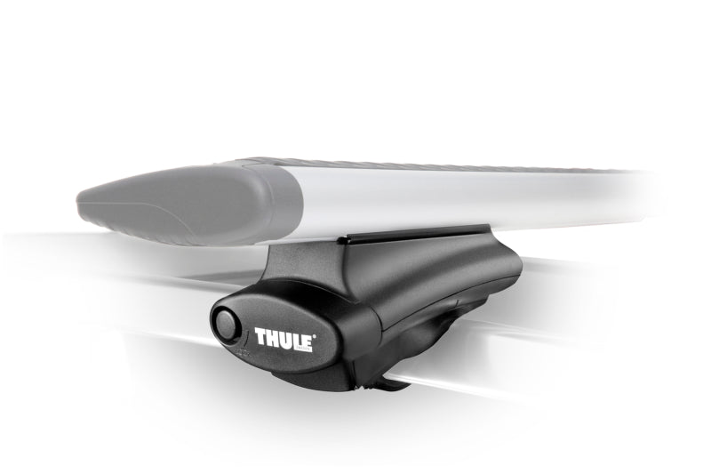 Thule Rapid Crossroad Foot Pack - For Vehicles with Raised Railings - Black