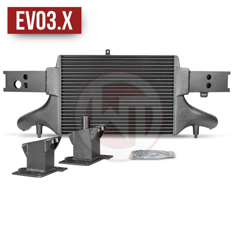 Wagner Tuning Audi RS3 8V (Over 600hp) EVO III.X Competition Intercooler w/o ACC