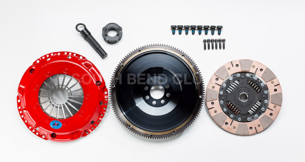 South Bend Clutch 2016+ Volkswagen Jetta 1.4L Turbo Stg 2 Drag Clutch Kit