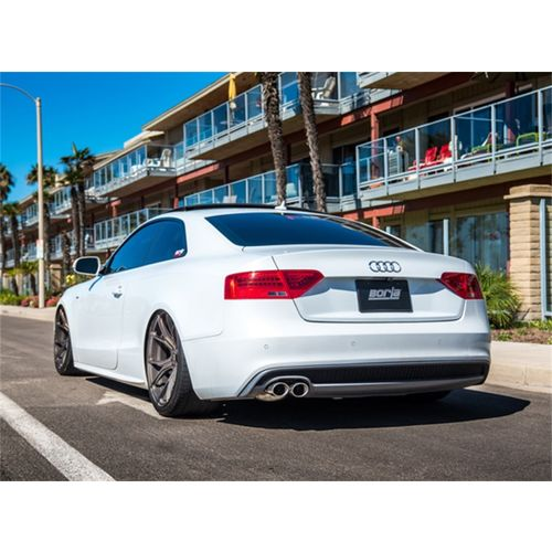 Borla Audi B8 B8.5 A5 2010-2016 Cat-Back™ Exhaust S-Type