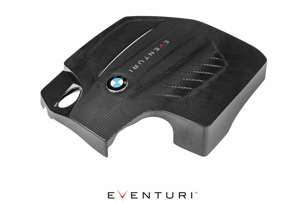 Eventuri BMW M235i (F22) | 335i (F30/F34) | 435i (F32/F33/F36) F-Chassis (N55) Carbon Engine Cover
