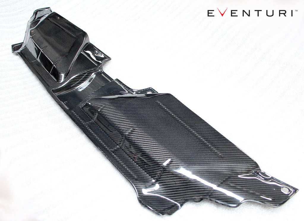 Eventuri Audi RS4 | RS5 (B8) Carbon Slam Panel Cover