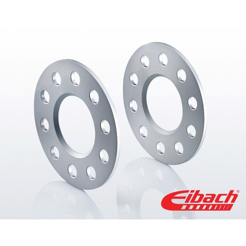 Eibach Pro-Spacer Kit (8mm Pair) / Bolt Pattern 5x112 / Hub Center 57.1 for 02-08 Audi