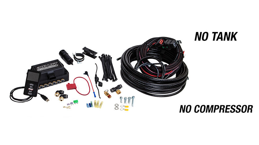 Air Lift Performance 3P (3/8″ AIR LINE, NO TANK, NO COMPRESSOR)