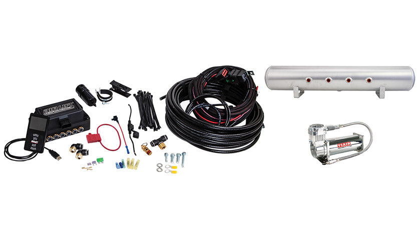 Air Lift Performance 3P (3/8″ AIR LINE, 5 GALLON TANK, VIAIR 444C COMPRESSOR)