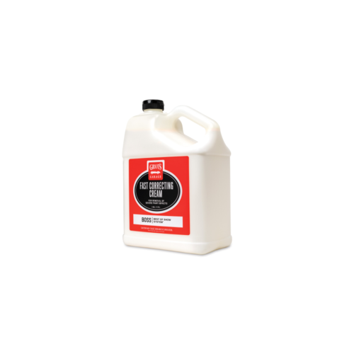 Griots Garage BOSS Fast Correcting Cream - 1 Gallon