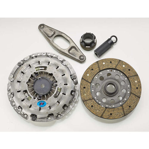 South Bend / DXD Racing Clutch 07+ BMW 335i/135/535 N54 3.2L Stage 2 Daily Clutch Kit