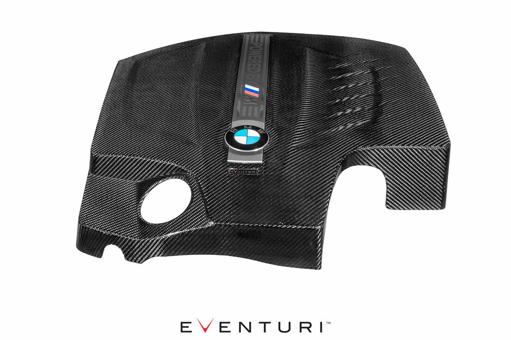 Eventuri BMW M2 - F87 (N55) Carbon Engine Cover