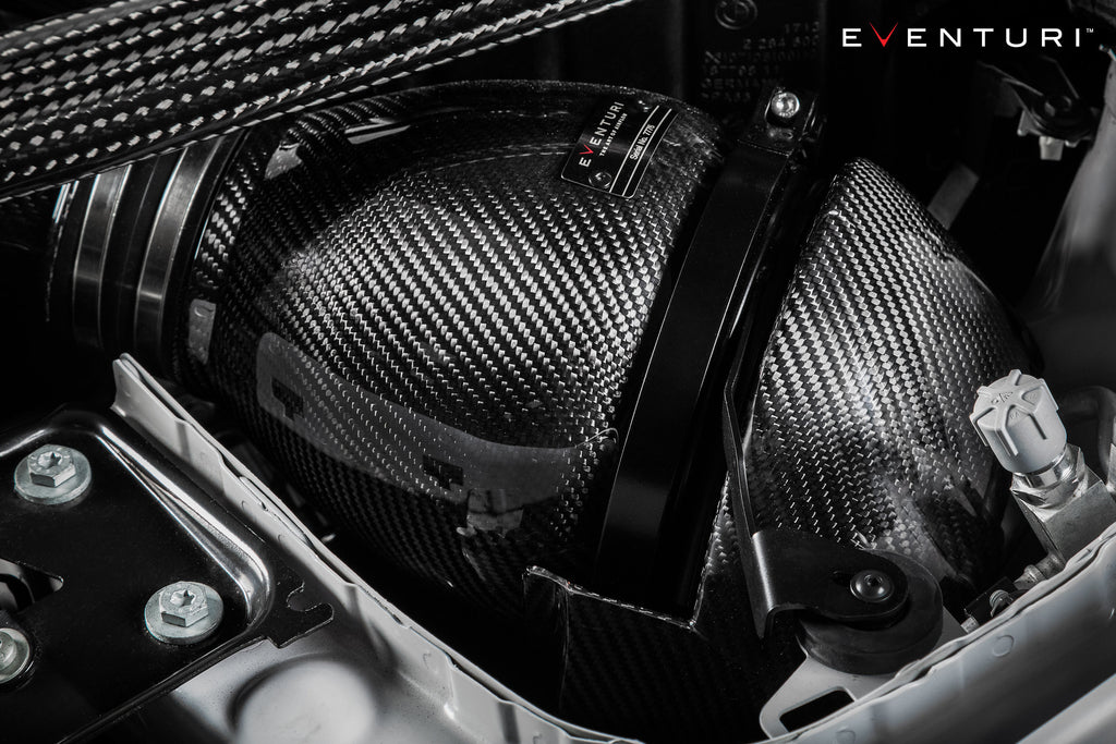 Eventuri BMW M3 (F80) | M4 (F82/F83) Sealed Duct Upgrade for V1 Intake
