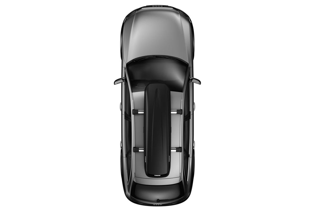 Thule Pulse Alpine Roof-Mounted Cargo Box - Black