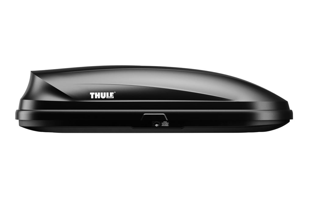 Thule Pulse Roof-Mounted Cargo Box - Black Size M