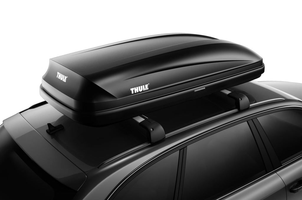 Thule Pulse L Roof-Mounted Cargo Box - Black