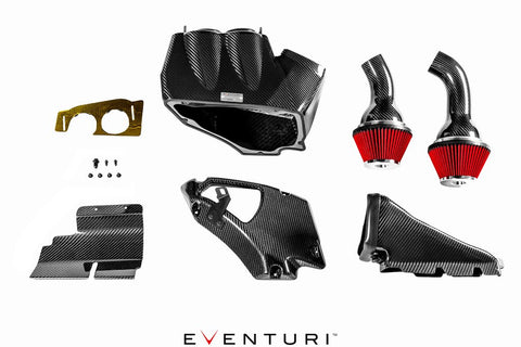 Eventuri C7 RS6 / RS7 Carbon Intake