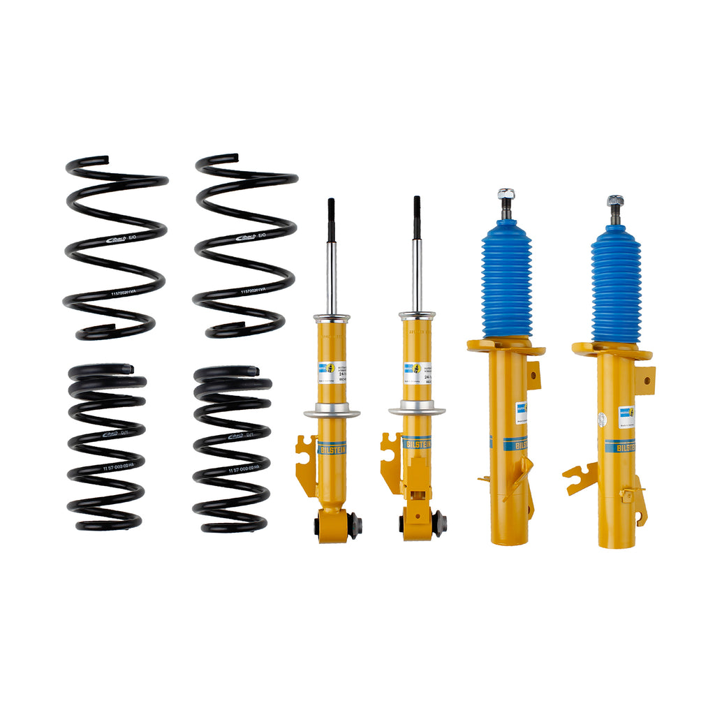 Bilstein B12 (Pro-Kit)  Mini Cooper Front and Rear Suspension Kit