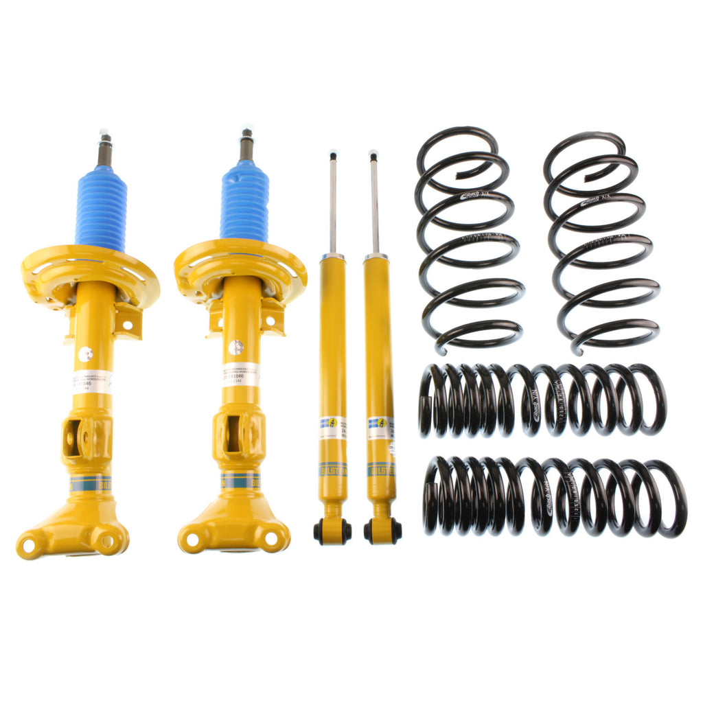 Bilstein B12 (Pro-Kit) Mercedes-Benz C250 | C350 Suspension Kit