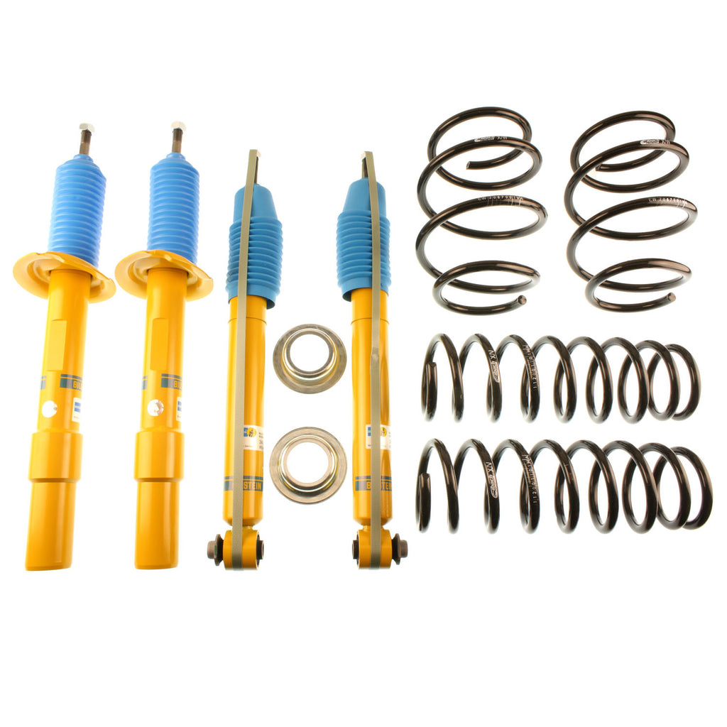 Bilstein B12 Pro-Kit BMW 545i | 550i Front and Rear Suspension Kit