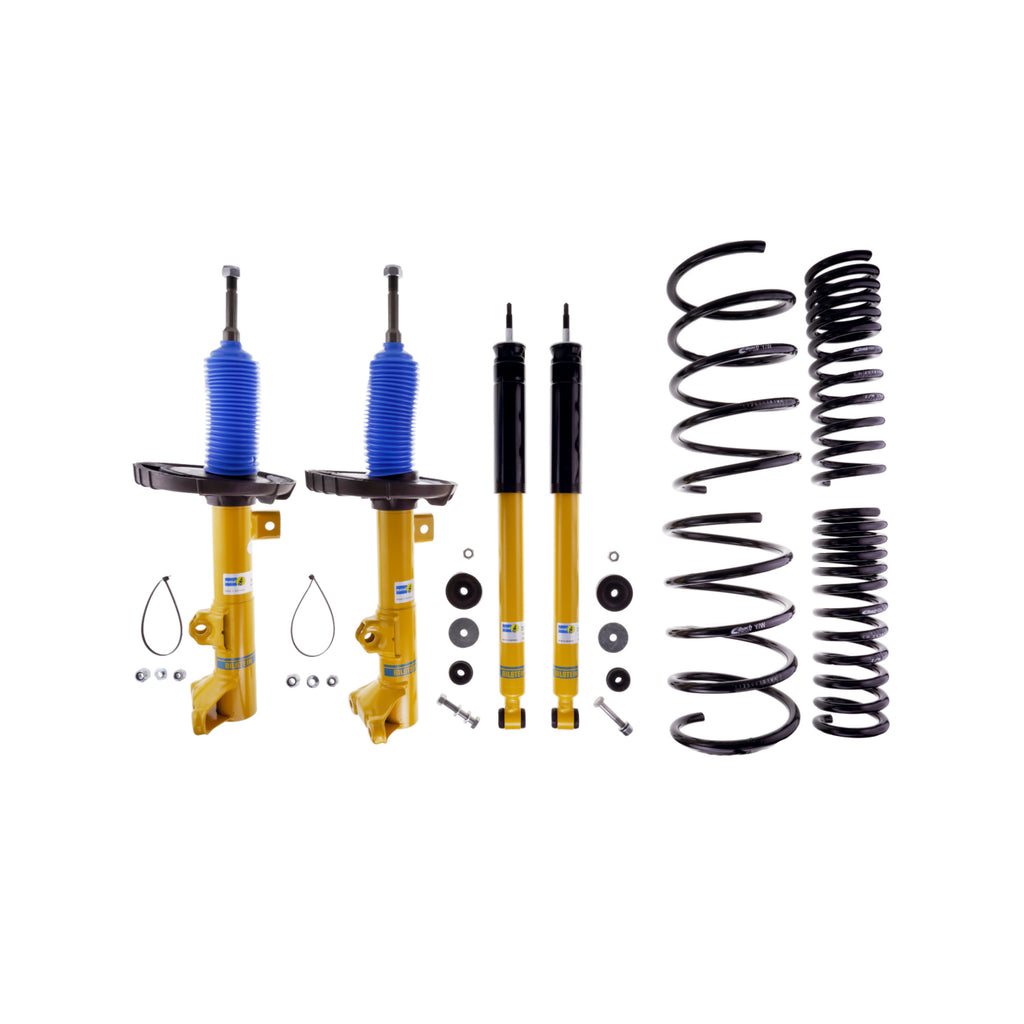 Bilstein B12 (Pro-Kit) Mercedes-Benz C240 | C280 | C320 | C350 | CLK320 | CLK350 | CLK500 | CLK550 Suspension Kit