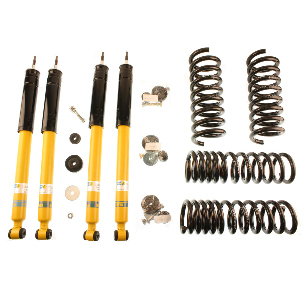 Bilstein B12 (Pro-Kit) Mercedes-Benz E320 | E430 Suspension Kit
