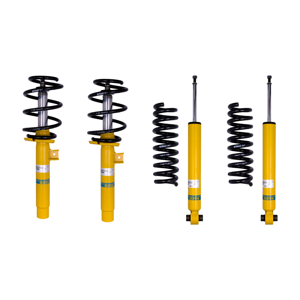 Bilstein B12 (Pro-Kit) BMW 320i | 328d | 328i | 330e | 330i | 428i | 430i Suspension Kit