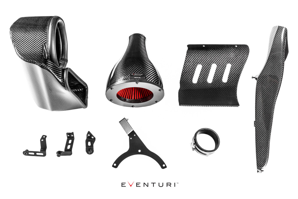 Eventuri Audi RS4  | RS5 (B9) Carbon Intake