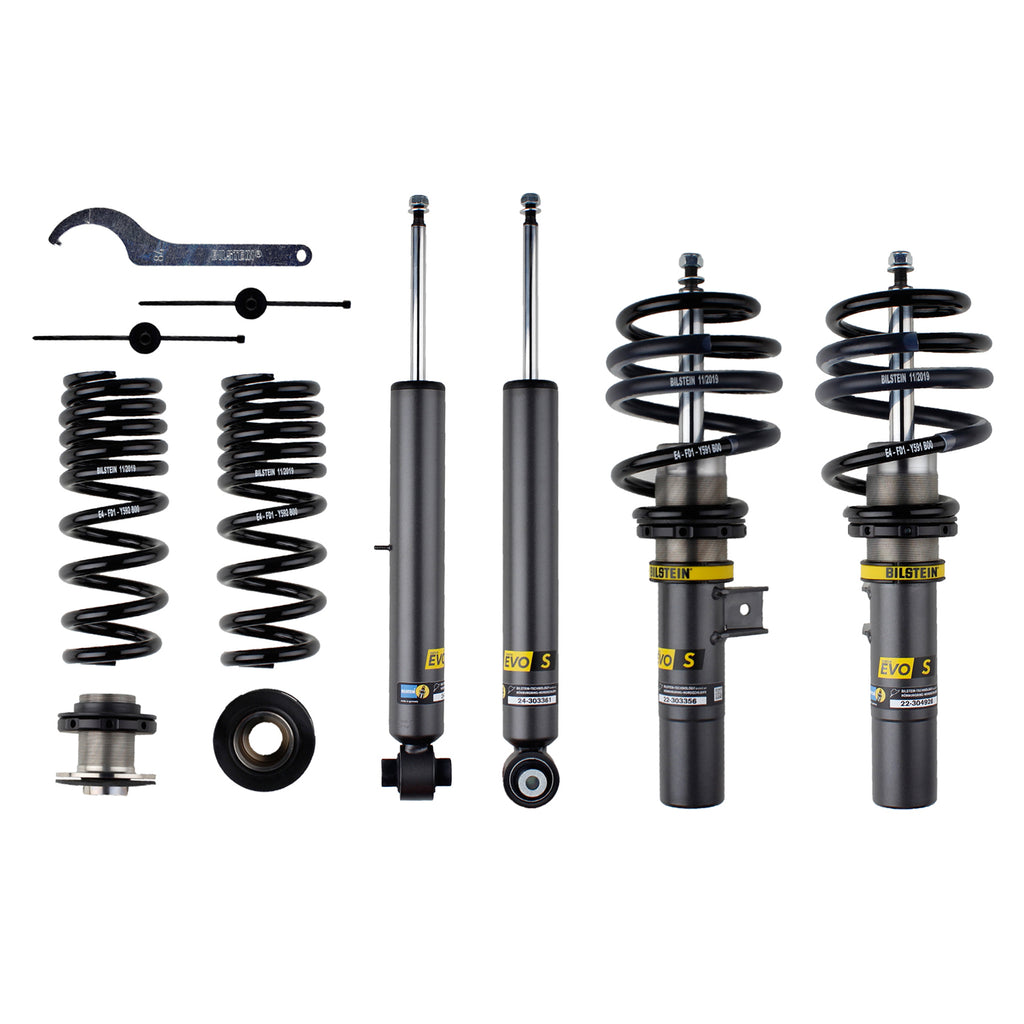Bilstein EVO S - Suspension Kit BMW 330i Performance Suspension System