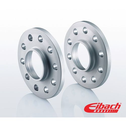 Eibach Pro-Spacer Kit (15mm Pair)  / 5x112 Bolt Pattern / Hub 66.5 for Audi | Mercedes-Benz