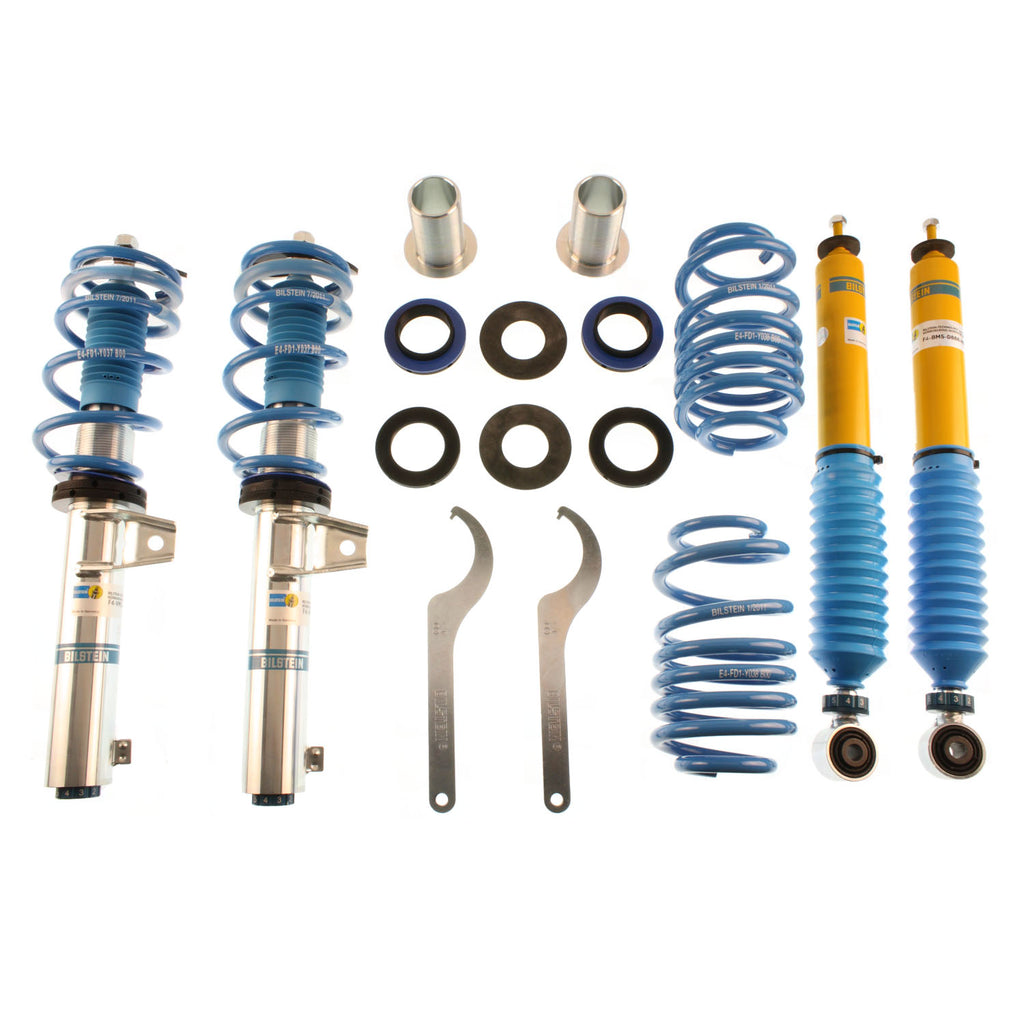 Bilstein B16 (PSS10) Audi TT | Quattro Rear Performance Suspension System