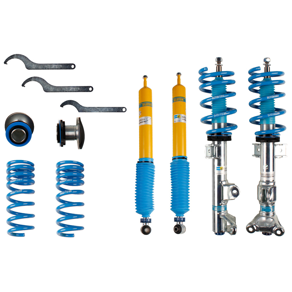 Bilstein B16 (PSS10) Mercedes-Benz E250 | E350 | E400 | E550 Suspension Kit