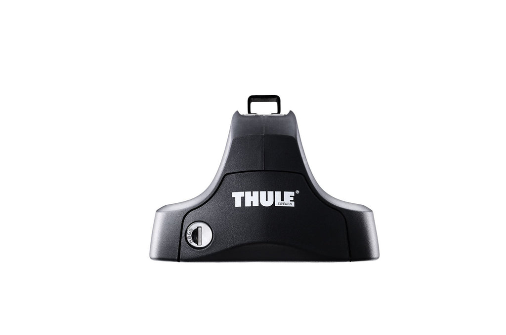 Thule Rapid Traverse Foot Pack - For Vehicles w/Naked Roof (4 Pack) - Black
