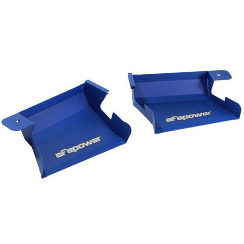 aFe POWER Blue Magnum FORCE Intake System Dynamic Air Scoops BMW 3-Series/M3 (E9X) 07-13 L6/V8
