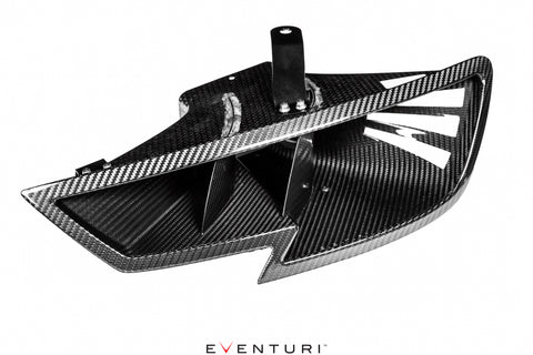Eventuri 8V RS3 Carbon Headlamp Race Duct