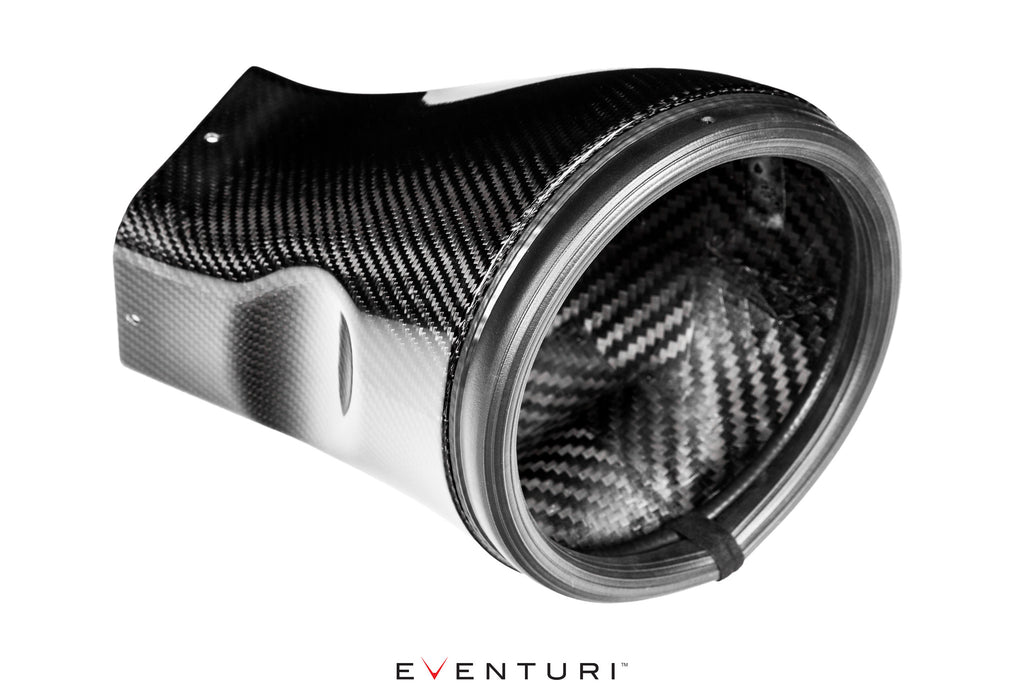 Eventuri Audi RS3 (8V) Carbon Headlamp Race Duct