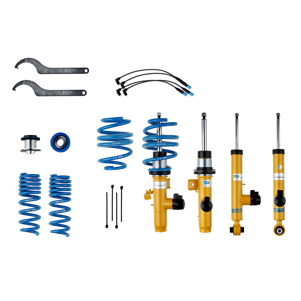 Bilstein B16 (DampTronic) BMW 228i | 230i | M235 | M240 | 3285d | 328i | 330i | 335i | 340i | 428i | 430i 435i | 440i  xDrive only Suspension Kit