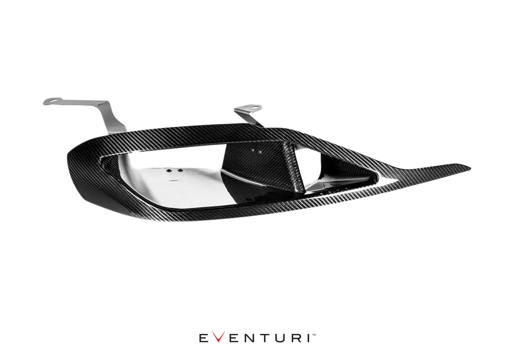 Eventuri Toyota Supra MK5 (A90) Carbon Headlamp Duct