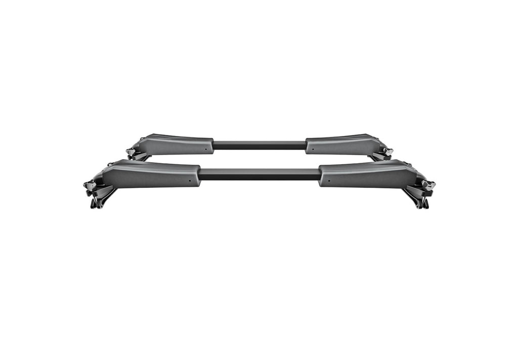 Thule Board Shuttle Surf & SUP Rack (Up to 2 Boards / Max 34in. Wide) - Gray