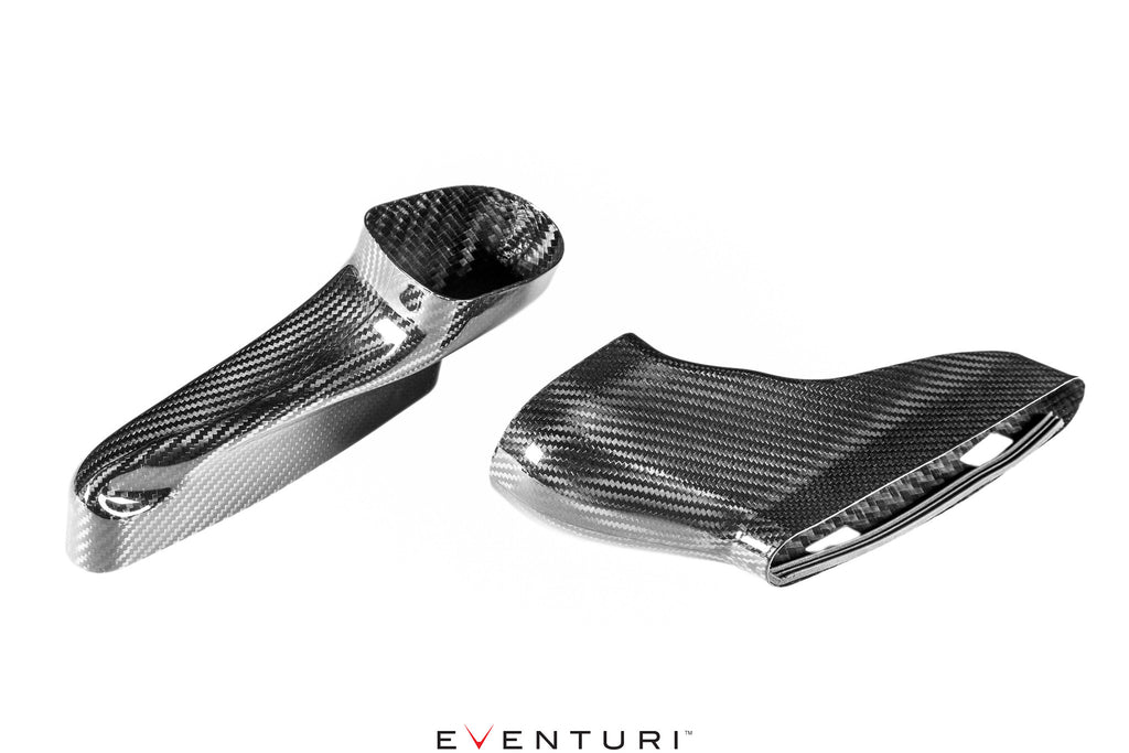 Eventuri Mercedes-Benz C63 | C63S AMG (W205) Carbon Fiber Duct Set